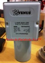 Spesifikasi LNB C Band VENUS VLB-Quad 816 untuk 4Receiver