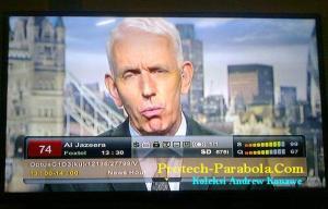 AL Jazeera OPTUS C1-D3 Freq 12136 V 27800