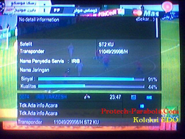 Asiasat 5 Liga Inggris