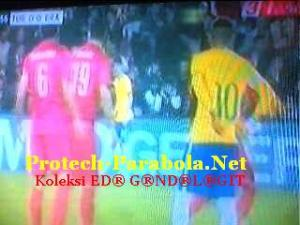 3 Sport Freq 11060 V 4600 at ST2 KU Band Kualifikasi EURO 2016