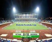Piala AFF Indonesia vs Vietnam Freq 4164 H 7200 at Asiasat 5
