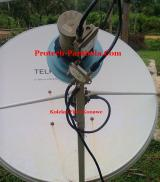 Cara Tracking Satelit Apstar 6 dan Intelsat 19 Dengan Dish Ex Pay TV