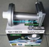 Spesifikasi LNB KU Band SKYBOX SBX-01 PrimeFokus