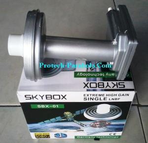 LNB KU Band SKYBOX SBX-01 Prime Fokus
